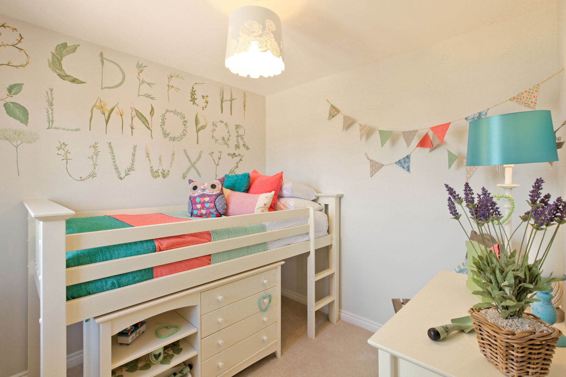 Downham kids bedroom 2